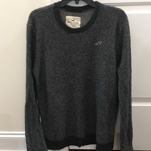Hollister Men's Crewneck Sweater Large